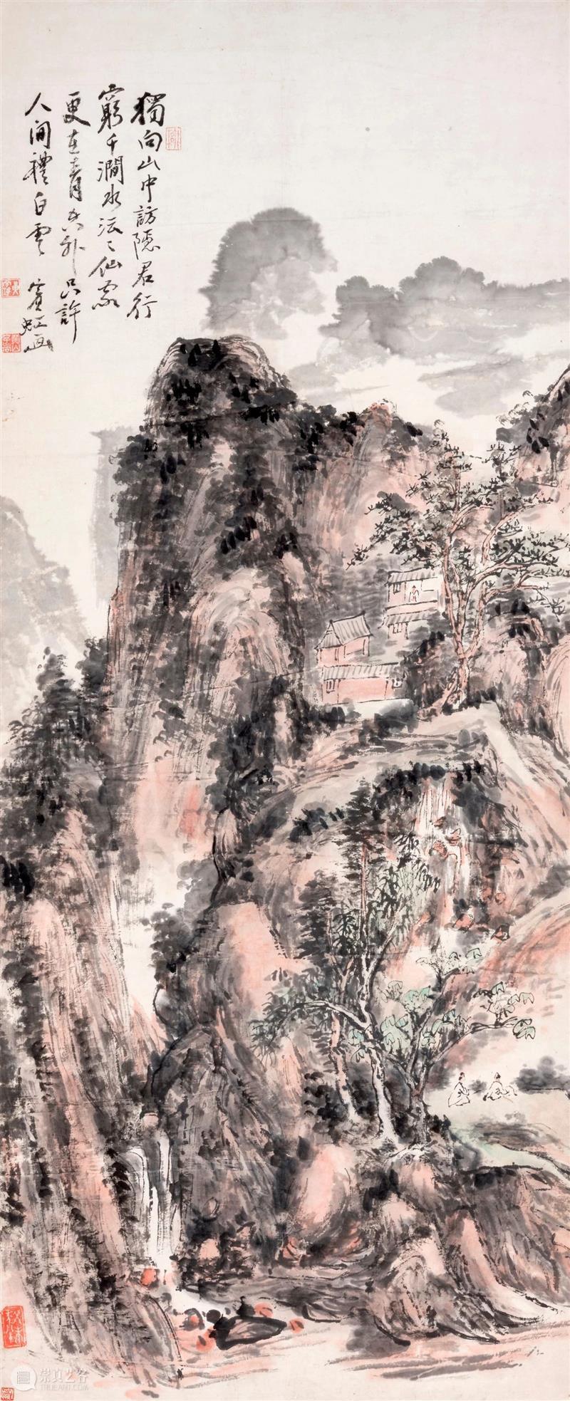 【嘉德香港•春拍】聚焦2021春拍,重磅拍品阵容正式亮相! 嘉德 香港 拍品 阵容 中国 拍卖会 香港会议展览中心 藏家 好友们 书画 崇真艺客