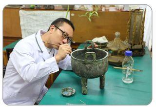 破碎成渣的文物,是怎样一点一点修复起来的? 文物 历史 年代 老物件 地下 江湖 世代 方式 问题 长河 崇真艺客