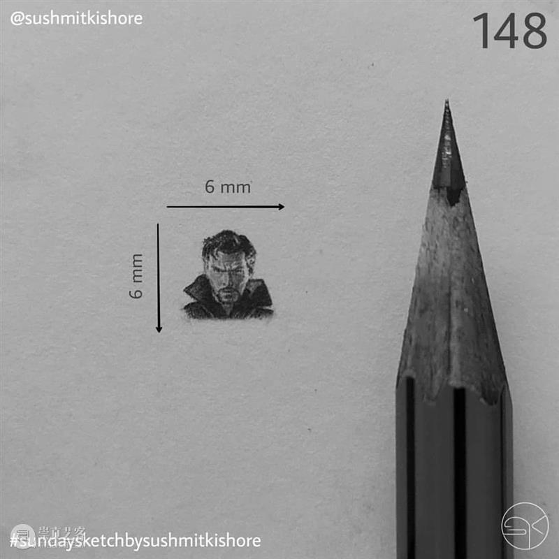 只有3毫米大小的人物头像你见过吗?快来看看 ~ 大小 人物 头像 END 崇真艺客