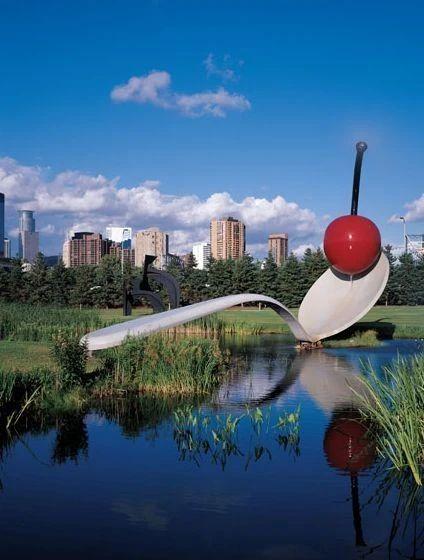 视觉丨克莱斯·奥登伯格:艺术是快乐的东西,把生活用品变为艺术 克莱斯 奥登伯格 艺术 东西 视觉 生活用品 上方 中国舞台美术学会 右上 星标 崇真艺客