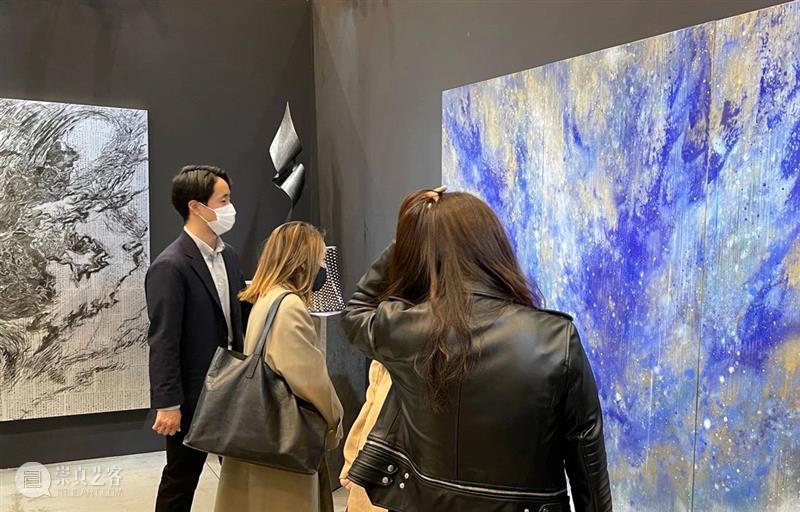 精彩回顾:灯塔・彼方@Art Fair Tokyo 2021 Tokyo 灯塔 彼方 Art Fair 会期 会场 东京国际 论坛 大厦 崇真艺客