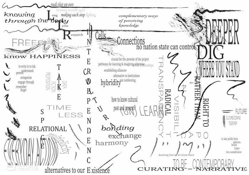 e-flux直播|圆桌讨论:我们如何一起工作 圆桌 flux 北京时间 合作者 细胞 未来 脚下 系列 国际 研讨会 崇真艺客