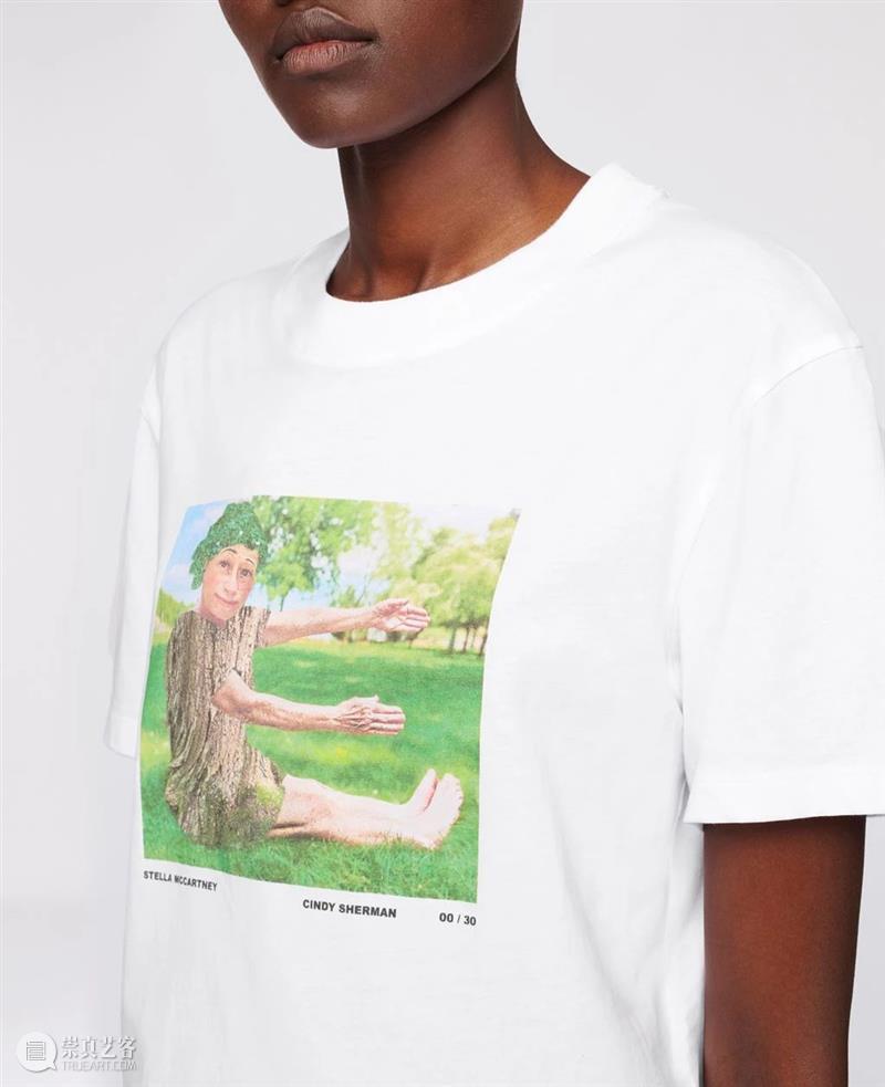 H&W艺术家:Stella McCartney联手乔治·康多、拉希德·约翰逊、辛迪·舍曼等全球艺术家推出限量版T恤  豪瑟沃斯 限量版 T恤 艺术家 乔治 康多 拉希德 约翰逊 辛迪·舍曼 全球 McCartney 崇真艺客