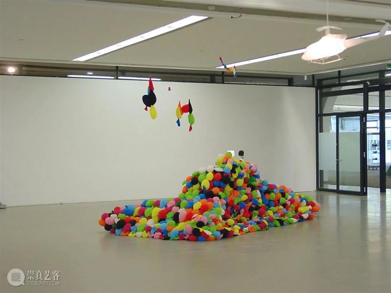 "【IFA-艺术赏析】Hans Hemmert | ""气球艺术品""  杨钰淇 崇真艺客"