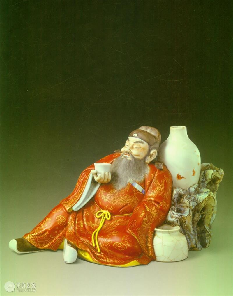 阎王究竟长什么样?我们来看看他的工作场景  ArtBanana 阎王 什么样 场景 来源 龙脉 文化 话题 阴曹地府 群像 山西 崇真艺客