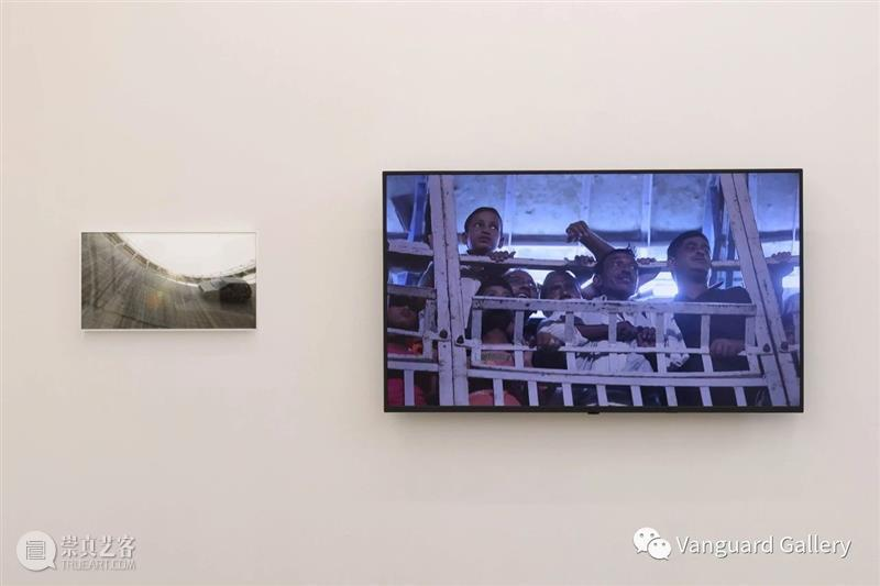 展览现场 |仓库总动员(第七回)  Vanguard Gallery 仓库 总动员 现场 艺术家 加布里埃尔 莱斯特 金浩钒 朴庆根 展期 地址 崇真艺客