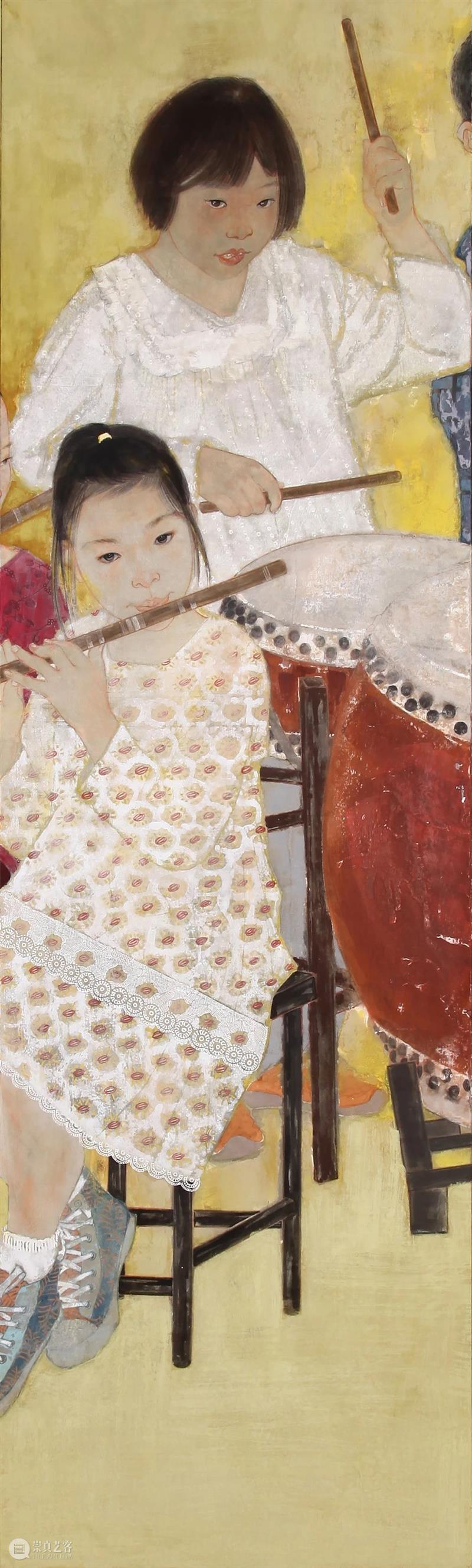 第十一届全国工笔画作品展 | 好画抢鲜看Vol.9 全国 工笔画 作品展 Vol.9 中国美术家协会 中国美术馆 中国工笔画学会 中国 成就 学术 崇真艺客