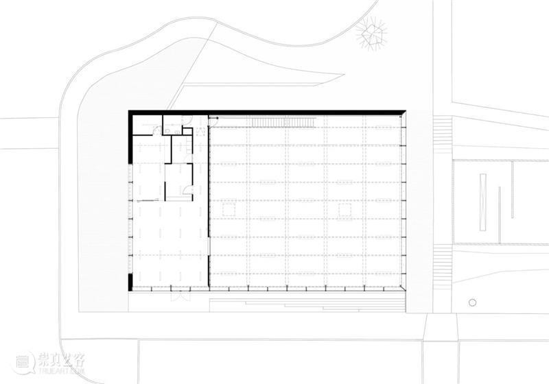 奥斯卡·尼迈耶运动文化中心 / LA SODA 奥斯卡·尼迈耶 文化 中心 SODA Verret 法国 迪耶普 高地 Druel 街区 崇真艺客