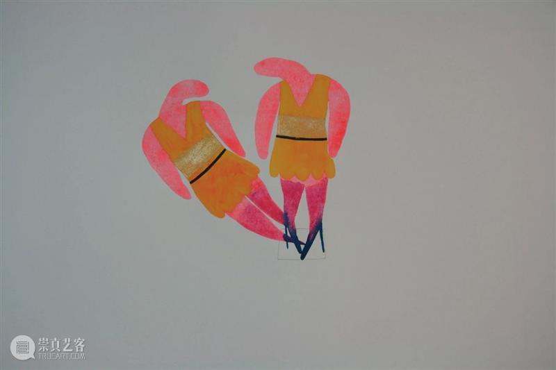 东画廊   外滩BFC艺术季第三周   胡子 展位F 胡子 外滩 BFC 艺术季 画廊 展位 Role Excerpt 片段 video 崇真艺客