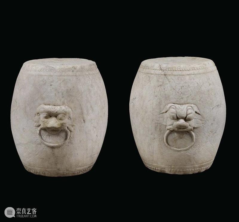 拍卖回顾:西泠2011年秋拍 中国历代庭园艺术·石雕专场 崇真艺客