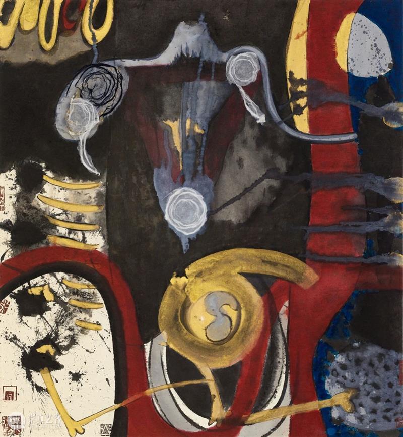 M50展览 |「白昼将近(尽)」岛子诗书画作品展 | M艺术空间 白昼 岛子 书画 作品展 艺术 空间 艺术家 Artist DaoZi 陈丹青 崇真艺客