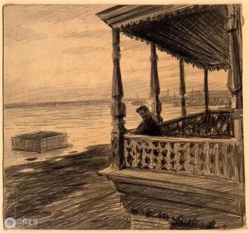 生活艰难,却依然没有放弃对艺术的追求 !—— 鲍里斯·斯米尔诺夫速写 生活 艺术 鲍里斯·斯米尔诺夫 END 崇真艺客