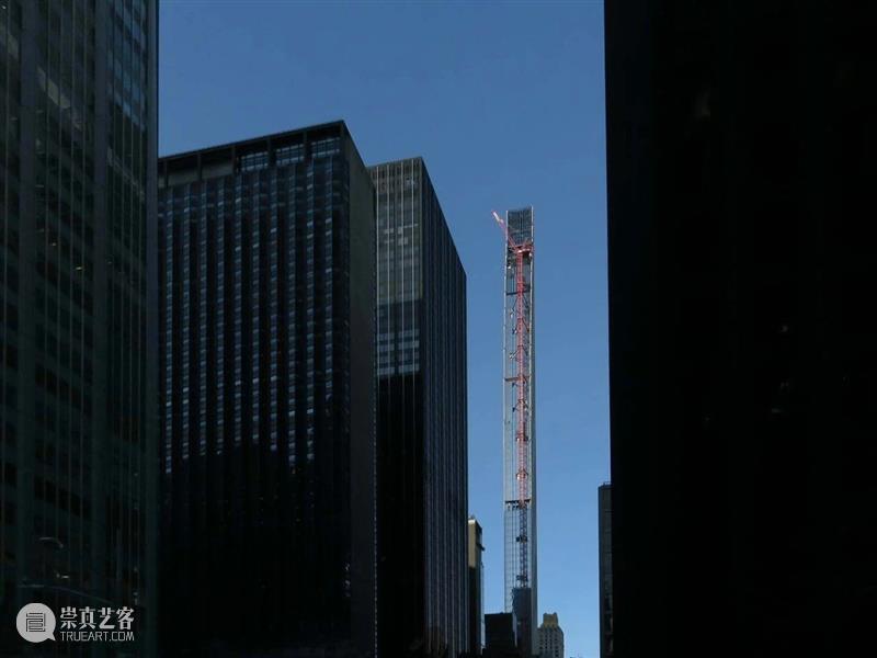纽约第二高,SHoP超纤细超高层'纽约西57街111号' SHoP 57街111号 纽约 超纤细超高层 纽约西 Paul Clemence 图片 项目 住宅 崇真艺客