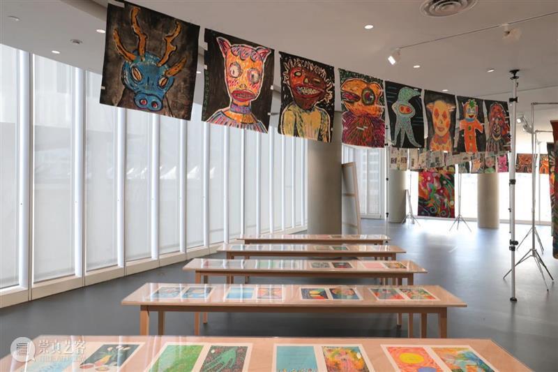 """清影   """"日常""""一场关于艺术与设计的讨论 清影 艺术 空间 陈栋帆 现场 个展 引子 嘉宾 展厅 建筑 崇真艺客"""