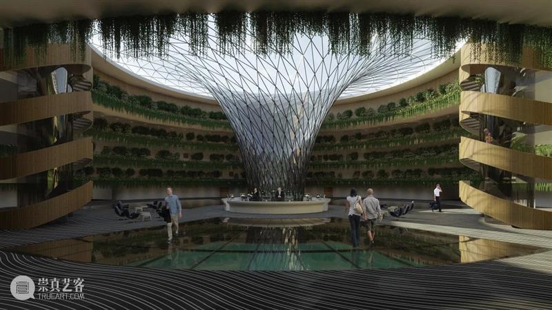 建筑丨生态漂浮——超越想象力的极限 建筑 生态 想象力 极限 Atak 建筑师 设计师 讲师 作品 环境 崇真艺客