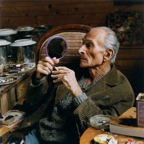 视频|巴尔蒂斯的瑞士山居——大木屋 巴尔蒂斯 瑞士 木屋 视频 Grand Chalet 艺术家 夫妇 Balthus 节子 崇真艺客