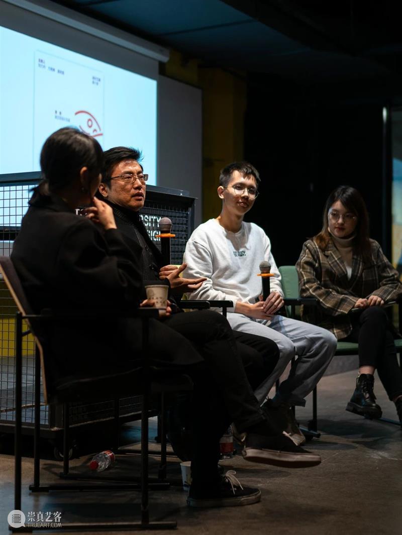 回顾 |「设计江湖」第六季第四期 | 曹敏 江湖 曹敏 系列 讲座 嘉宾 泛亚 总监 社会 设计师 同学们 崇真艺客