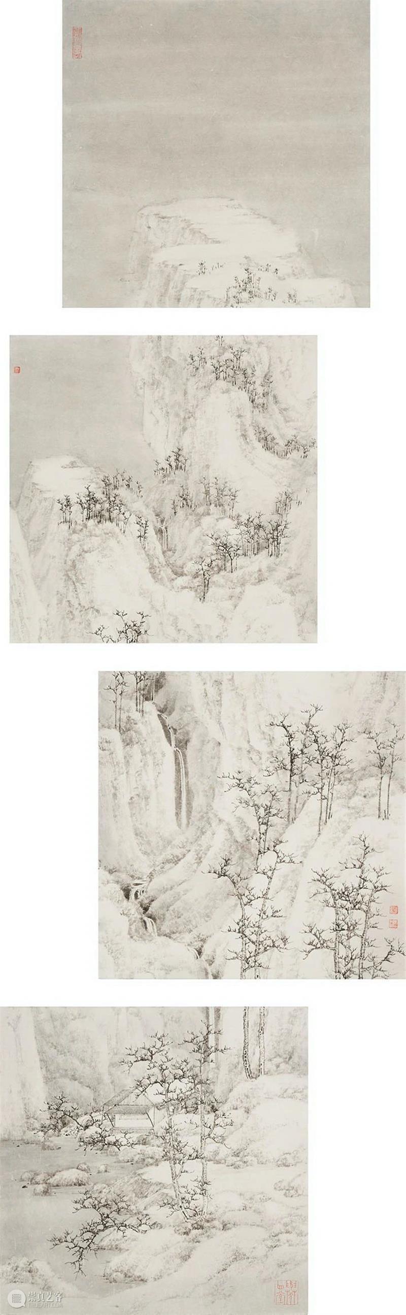 M50展览 |「坐看云起」管伟邦个展 | 亚洲艺术中心(上海)  亚洲艺术中心 崇真艺客