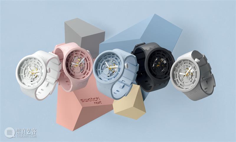 """时间由你造就丨瑞士斯沃琪""""全新植物陶瓷系列腕表"""" 热点聚焦  腕表 瑞士斯沃琪 SWATCH 植物陶瓷 环保 崇真艺客"""