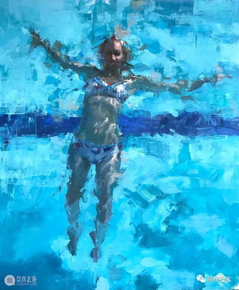舞者的曼妙之光 舞者 作品 视觉 观众 过程 画中 面板 色调 标记 旧金山 崇真艺客