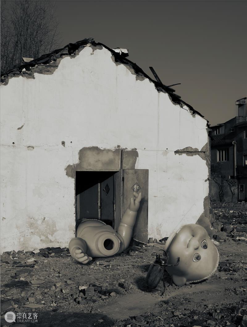 HdM·动态 |胡为一个展《浮悬在空中的灰尘曾经是一座房》即将在浙江美术馆展出 灰尘 浙江美术馆 浮悬 HdM 动态 |胡 名称 时间 地点 展厅 崇真艺客