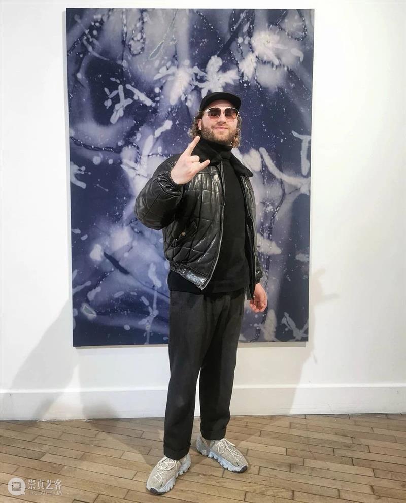 工作室画廊 外滩BFC艺术季 Alexandre Bavard 展位C 工作室 画廊 外滩 BFC 艺术季 Bavard 展位 艺术家 Alexandre 作品 崇真艺客