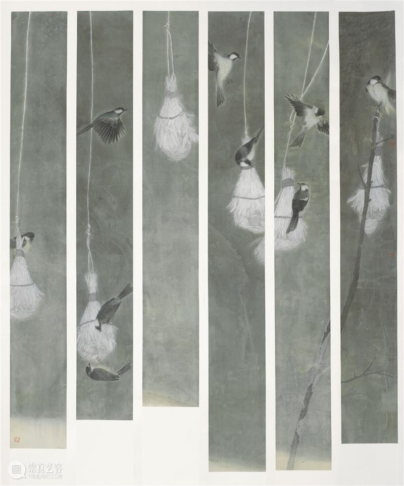 第十一届全国工笔画作品展 | 好画抢鲜看Vol.10 全国 工笔画 作品展 中国美术家协会 中国美术馆 中国工笔画学会 中国 成就 学术 水准 崇真艺客