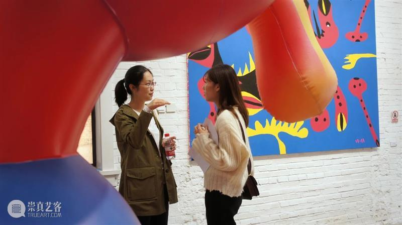 开幕分享 | Mutation 变异加速 Mutation 刘锦鹏 Kalman Pool 时间 May 地点 红门画廊 798艺术区 北京 崇真艺客