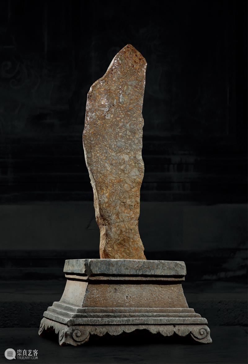 拍卖回顾:西泠2016秋拍 中国历代庭园艺术·石雕专场 崇真艺客