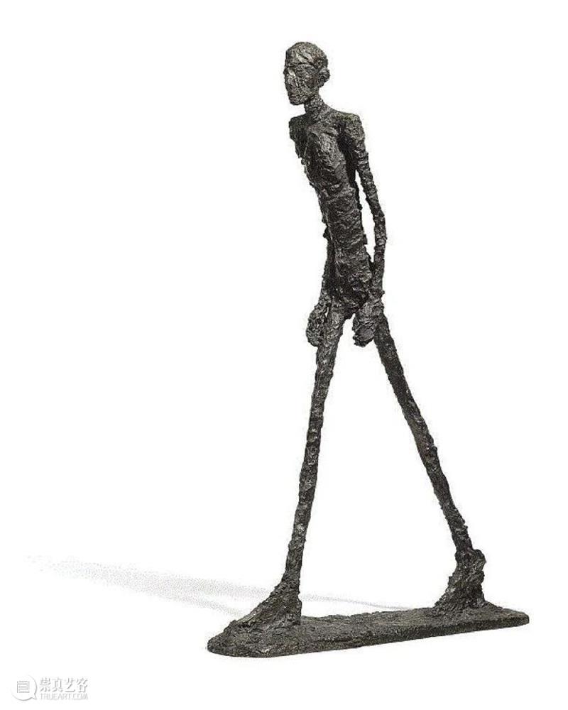 春拍巡礼丨阿尔贝托•贾科梅蒂《立柱上的半身小像》:全球最贵雕塑艺术家有望在中国艺术市场引起新激浪  artsncollections 阿尔贝托 贾科梅蒂 艺术家 雕塑 立柱 半身 小像 艺术 市场 全球 崇真艺客