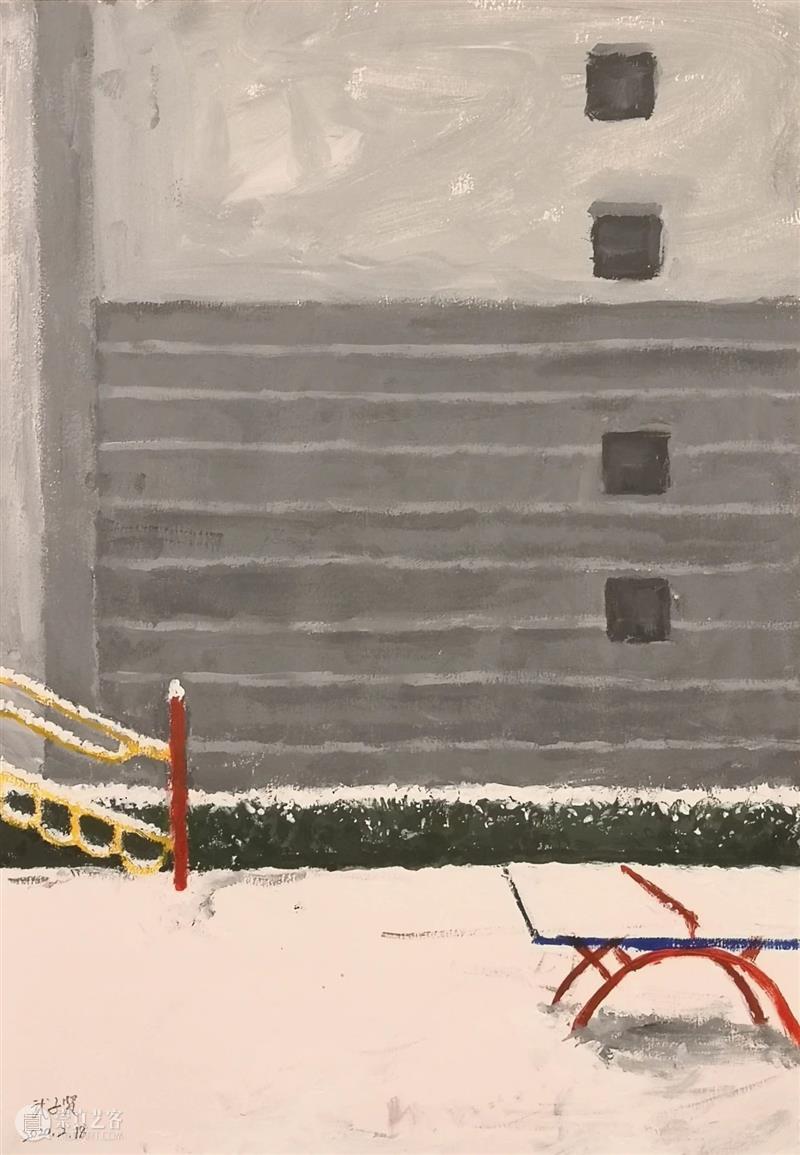 """展览预告   群展 """"家人""""4月24日开幕 家人 群展 Family 武国勋 武铁汉 王慧 武艺 陈景欣 武子贤 武子 崇真艺客"""