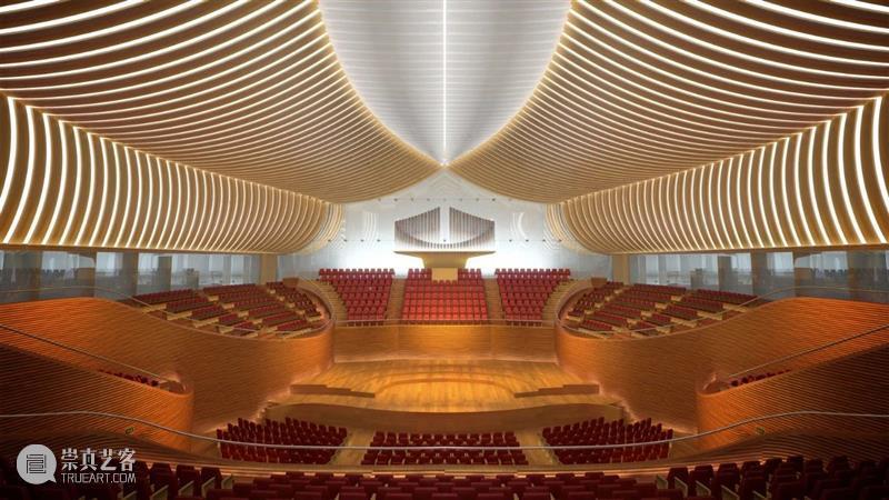 十余年设计调整,卡拉特拉瓦'桃园元智艺术及国际会议中心'动工 艺术 国际会议中心 卡拉特拉瓦 桃园元智 圣地亚哥·卡拉特拉瓦 元智 项目 大楼 音乐 大厅 崇真艺客