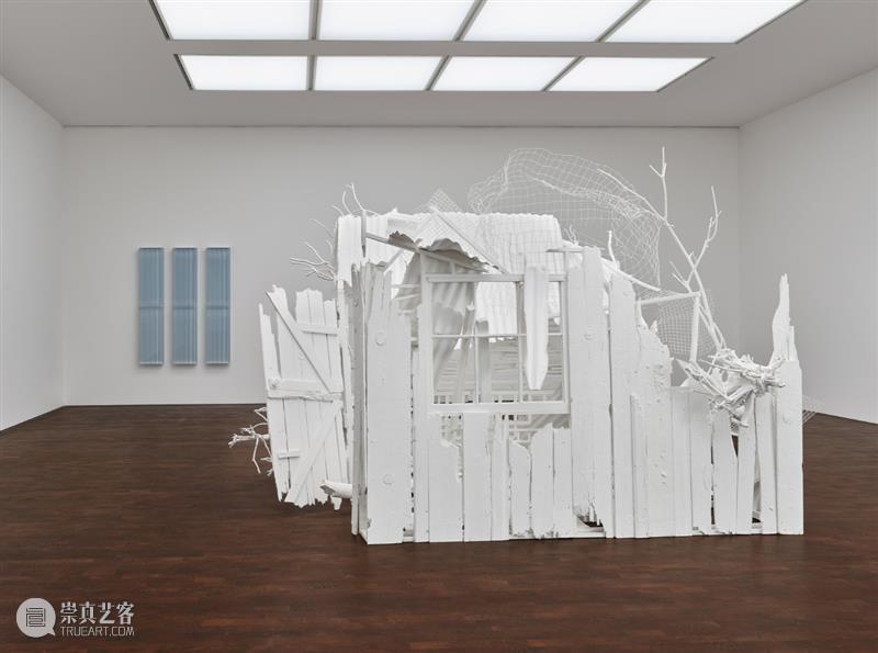 高古轩伦敦正在展出瑞秋·怀特里德新个展「Internal Objects」 伦敦 Objects 高古轩 个展 瑞秋·怀特 里德新 艺术家 语言 深度 瑞秋 崇真艺客