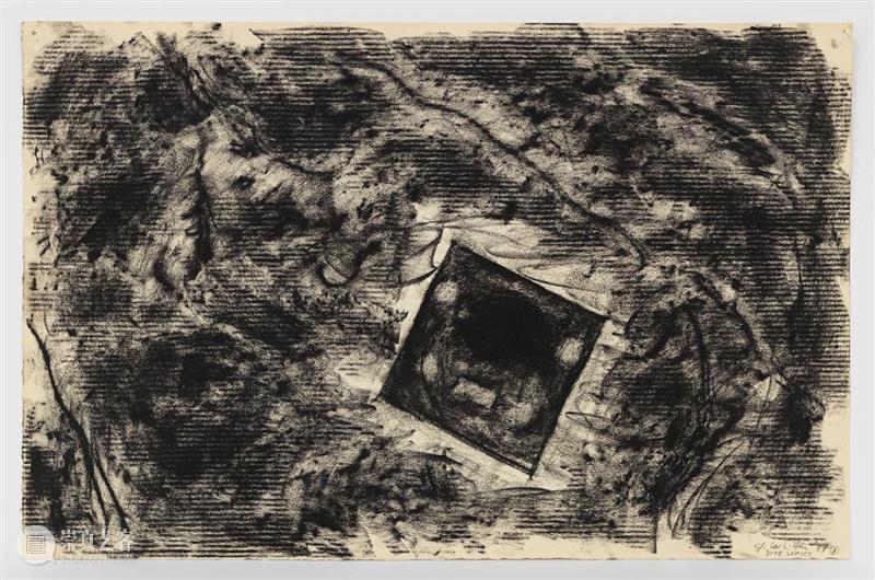 """走近""""新抽象主义之父""""杰克·惠滕 杰克·惠滕 抽象主义 美国 抽象派 艺术家 杰克 惠滕 Whitten 成就 作品 崇真艺客"""