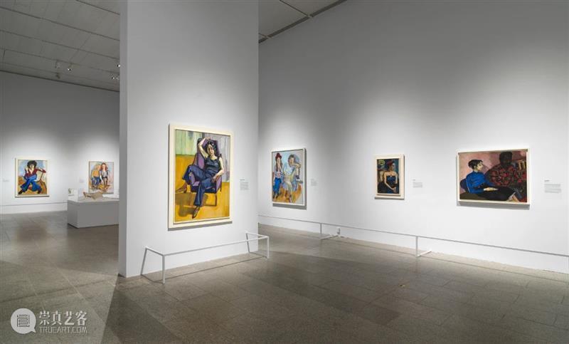 《纽约时报》头条展评 | 爱丽丝·尼尔(Alice Neel)大都会博物馆回顾展 纽约时报 展评 尼尔 爱丽丝 Neel 大都会博物馆 头条 美国国家肖像馆 詹姆斯 法默 崇真艺客