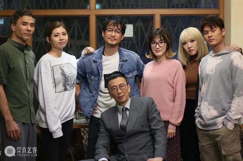 TVB再出精品短剧,口碑又爆了! TVB 短剧 精品 口碑 上方 影院 页面 右上 星标 豆瓣 崇真艺客
