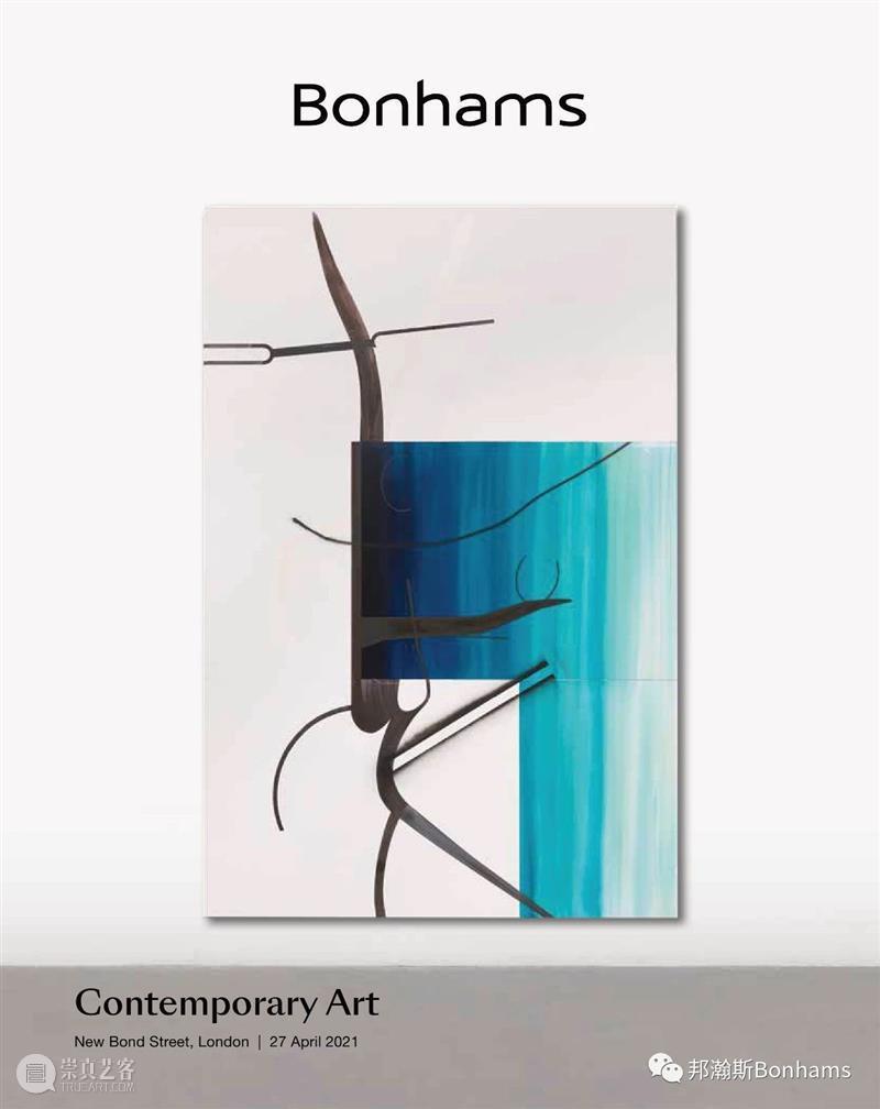 伦敦邦瀚斯「当代艺术」拍卖重点拍品一览! 伦敦 邦瀚斯 艺术 重点 拍品 蓝筹 艺术家 国际 巨星 佳作 崇真艺客