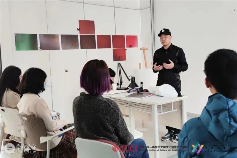 上海交通大学文创学院艺术创意谷项目面向全球招募艺术家 创意谷 项目 艺术家 全球 上海交通大学文创学院艺术 上海交大文创学院艺术 国际 艺术 学者 活动 崇真艺客