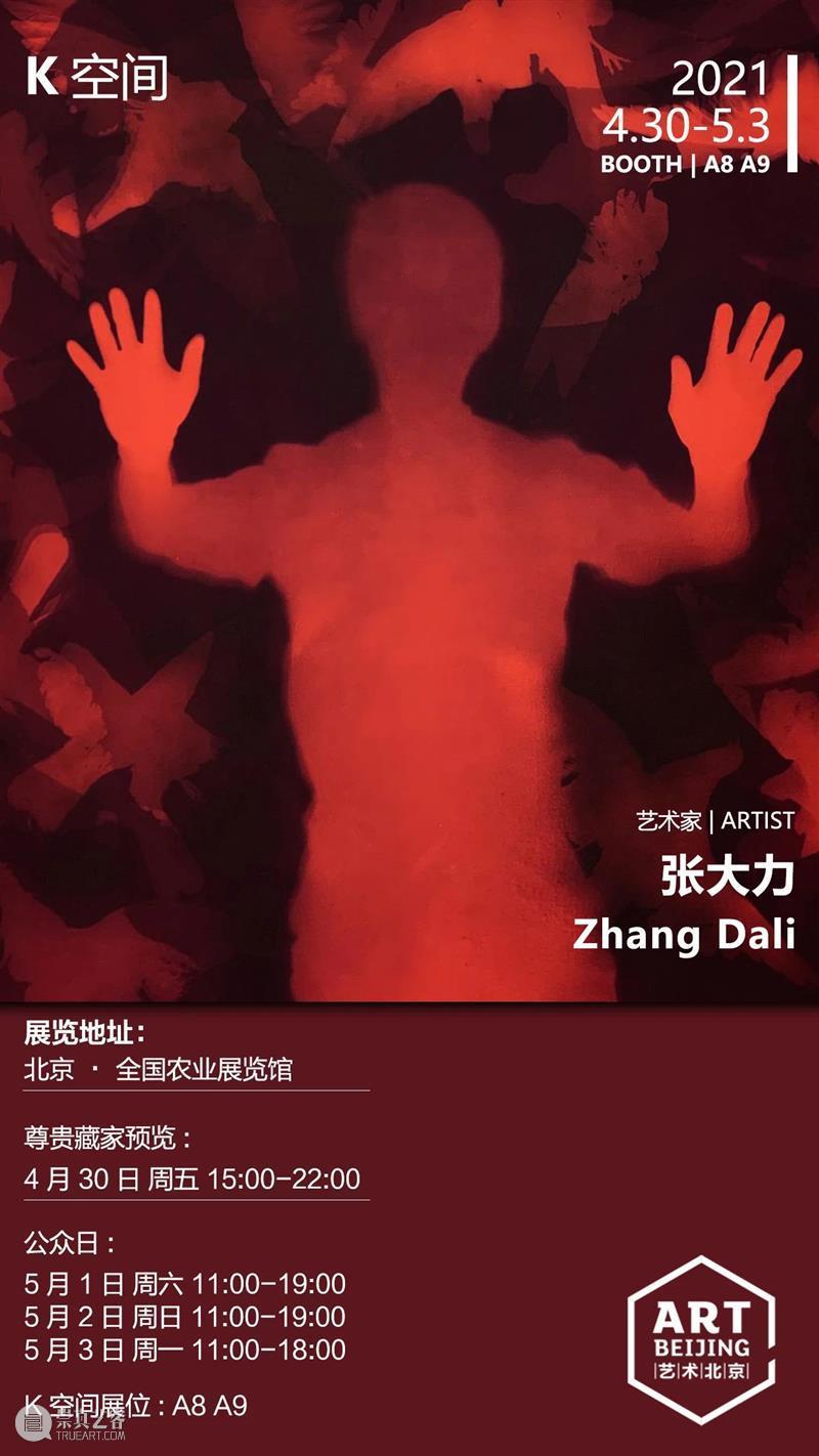 2021艺术北京K空间参展艺术家——张大力 崇真艺客