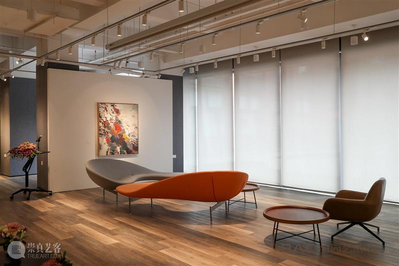"""BAC群展""""独当一面""""丨探寻抽象艺术与设计空间的交互意义 热点聚焦  上海方大BAC竹园艺术中心 抽象艺术 王霞 崇真艺客"""