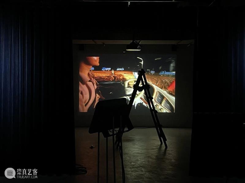 【OCAT上海馆   明日开幕】环形撞击:录像二十一 环形 录像 OCAT 上海馆 策展人 戴卓群 艺术家 陈晓云 陈轴 蒋志 崇真艺客