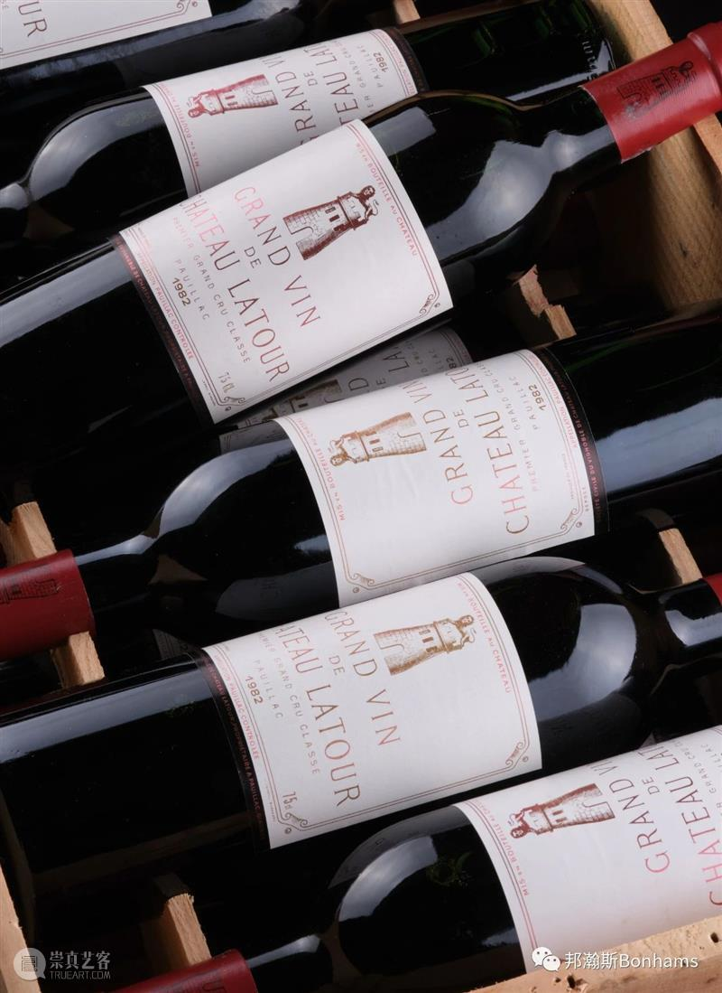 两批卓越私人藏酒 领衔邦瀚斯五月极品葡萄酒拍卖  邦瀚斯 邦瀚斯 葡萄酒 私人 藏酒 极品 伦敦 拍品 领衔 专业 条件 崇真艺客
