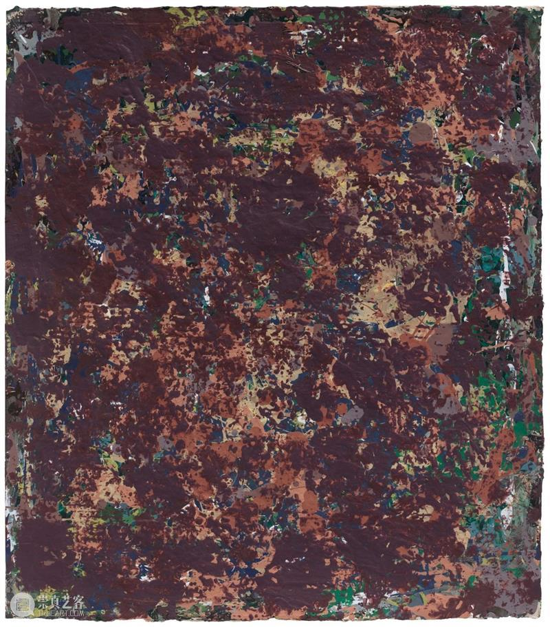【接力 - 第五辑】艺术家(二) 艺术家 第五辑 冯良鸿 上海 上海工艺美术学校 期间 现代主义 绘画 艺术 北京中央工艺美术学院 崇真艺客