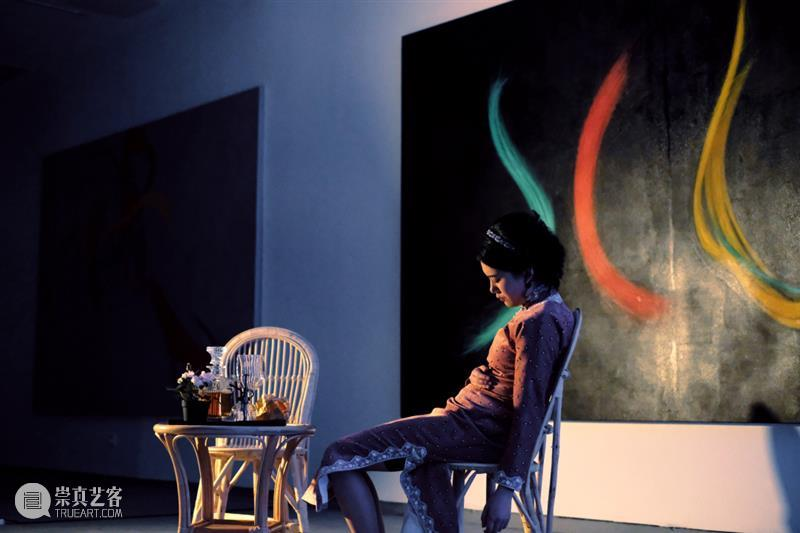 《奔月》演后谈丨AMNUA现场 奔月 现场 丨AMNUA 观众 掌声 睿智 思想 下面 印象 剧组 崇真艺客