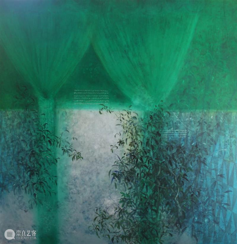 艾米李画廊 · 艺博会   持续升温中的艺术北京 艾米 李画廊 艺术 艺博会 北京 展位 作品 Works康春慧 Chunhui 云林集 崇真艺客