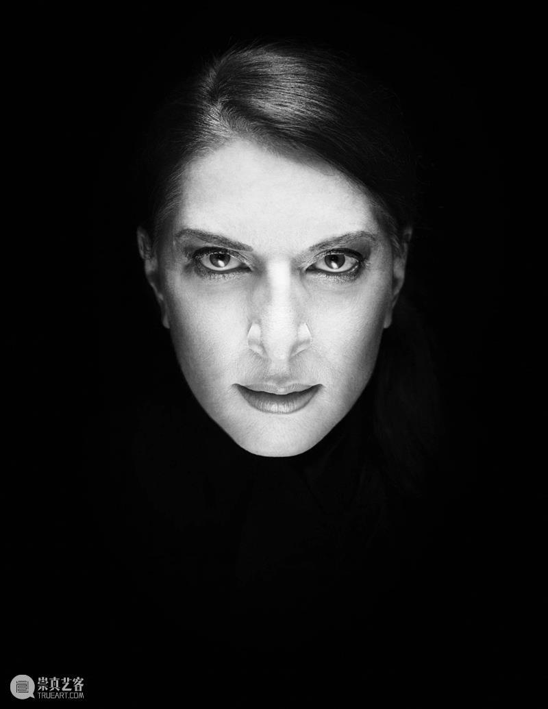 """""""行为艺术之母""""阿布拉莫维奇作品空降LCAM特展""""另眼: 性别与媒介之间"""" 行为 艺术 作品 媒介 阿布拉莫维奇 性别 之间 LCAM特展 玛丽娜·阿布拉莫维奇 Marina 崇真艺客"""