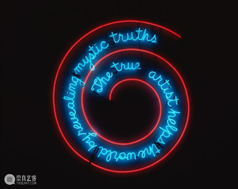 白立方沙龙 | 布鲁斯·瑙曼(Bruce Nauman) Nauman 布鲁斯 瑙曼 白立方 沙龙 美国 影响力 艺术家 艺术 作品 崇真艺客