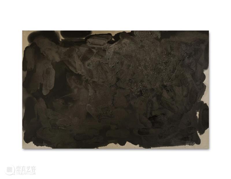 新展预告   至高的黑——夏继清个展 夏继清 个展 新展 策展人 夏可君 时间 地点 艺术家 作品 灰黑色 崇真艺客