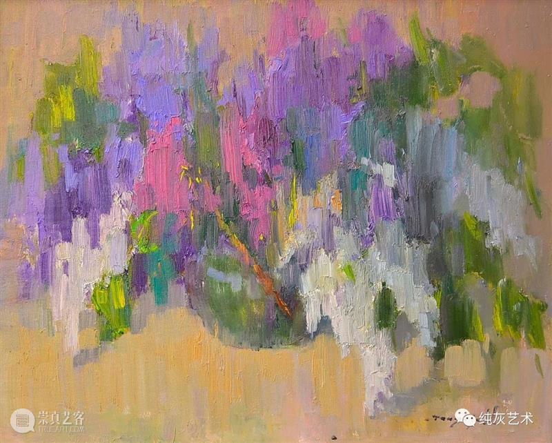 色彩的冷暖碰撞 色彩 冷暖 乌克兰 画家 Shandor 作品 静物 宁静 风景 魅力 崇真艺客