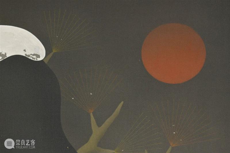 图集②丨单向度凝视 年轻一代水墨画家 年轻一代 水墨 画家 图集 主办方 艺术 Officeasy Mixc 展期 时间 崇真艺客